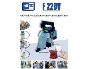 Machine à coudre portative F 220V