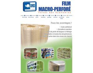 Film Macro Perforé