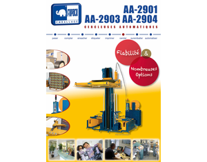 Cercleuse automatique AA-2900