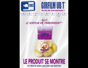 Girfilm UB Transparent