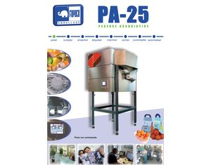 Peseuse associative PA-25