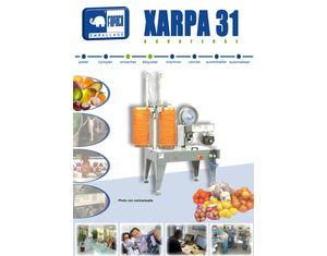 Agrafeuse auto XARPA 31
