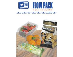 Emballage Flow Pack
