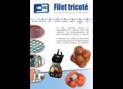 Filet tricoté