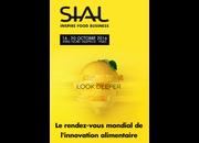 SIAL 16-20 Octobre 2016 Paris Nord Villepinte