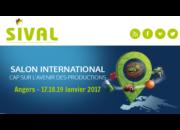 Salon SIVAL 17-18-19 Janvier 2017
