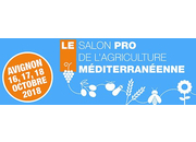 1ère Edition MED AGRI - AVIGNON du 16-17-18 OCTOBRE 2018