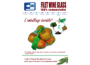 Filet WG 100 % Compostable