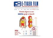E-Tiger Film 100 % Recyclable
