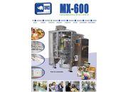 Ensacheuse verticale MX-600