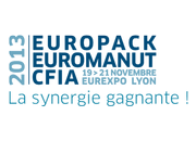 Salon Europack - Euromanut - CFIA | Lyon (69)